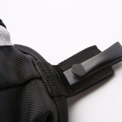 Dog Training Treat Pouch belt clip