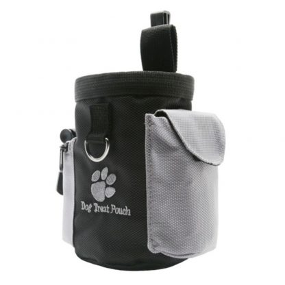 Dog Training Treat Pouch side view