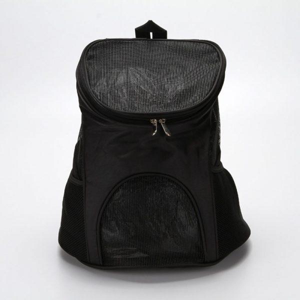 Pet Carrier Backpack Black