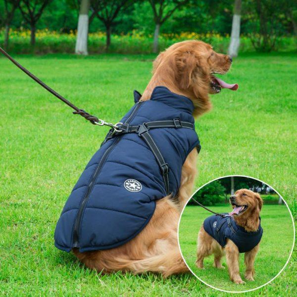 Dog Harness Vest Jacket