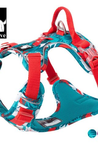 Truelove No Pull Reflective Dog Harness