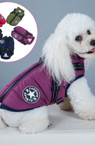 Kim Home Pet Dog Harness Vest