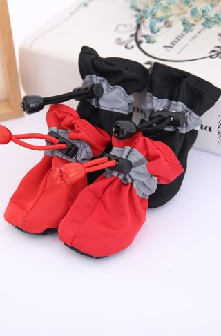 Waterproof Dog Anti-Slip Shoes