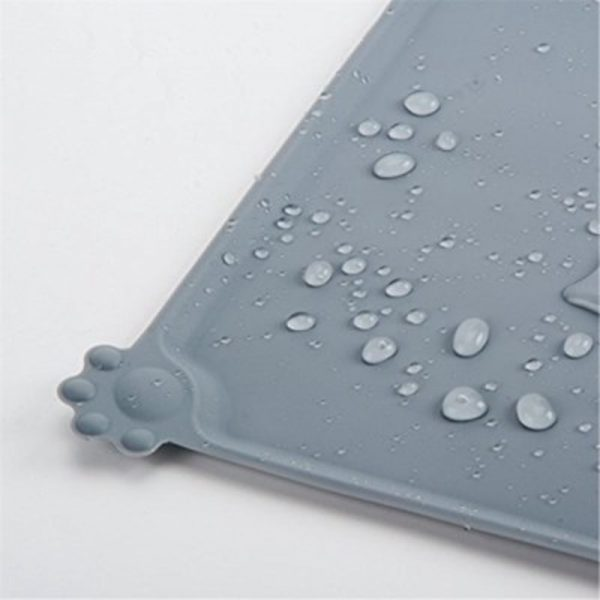Hachi Kitty Waterproof Silicone Pet Mat