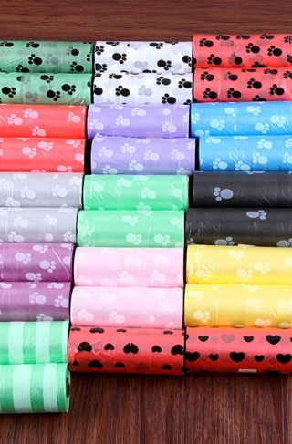 Pet Supply Poop Bags 10 Rolls