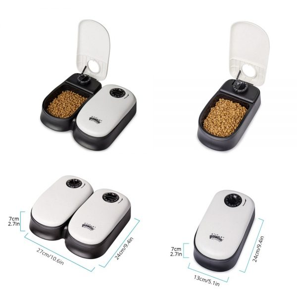 Automatic Timing Food Dispenser