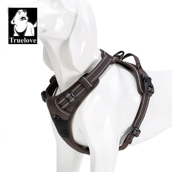 Truelove All Weather Reflective Dog Harness