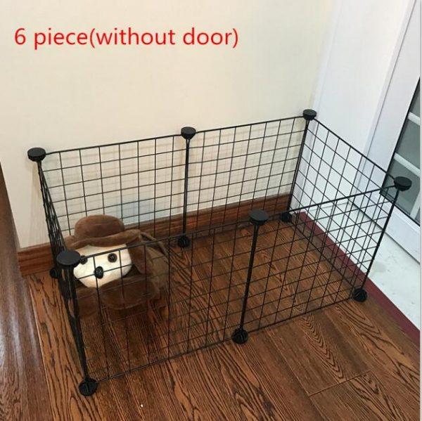 Foldable Pet Playpen Cage