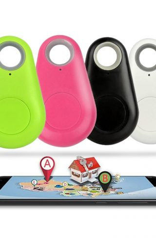 Mini Pet GPS Bluetooth Tracker