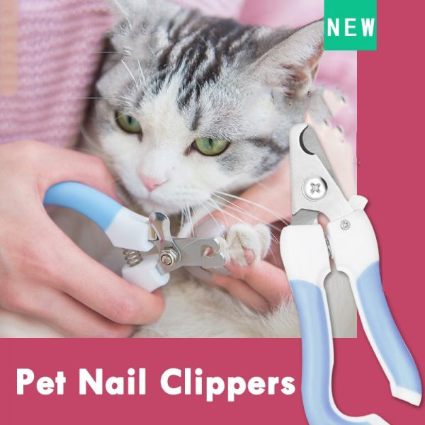 Effosola Professional Stainless Steel Pet Nail Grooming Clippers
