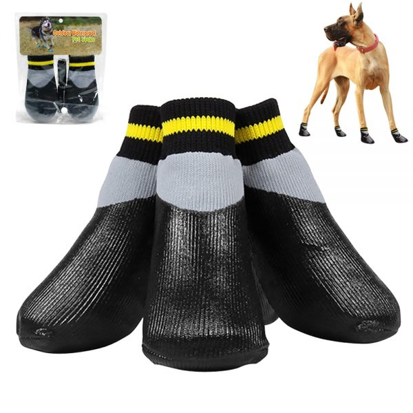 Pet Artist Waterproof Outdoor Sock Booties