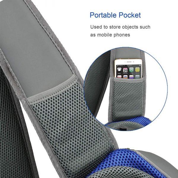 Portable Puppy Travel Shoulder Sling Bag