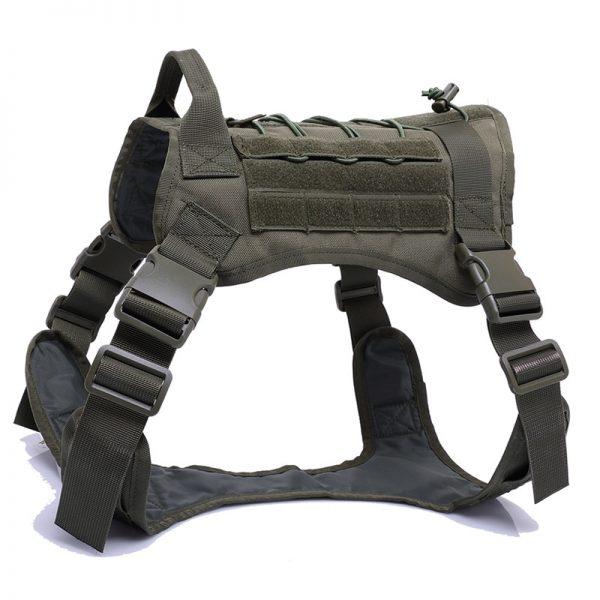 Tactical Dog Harness Vest