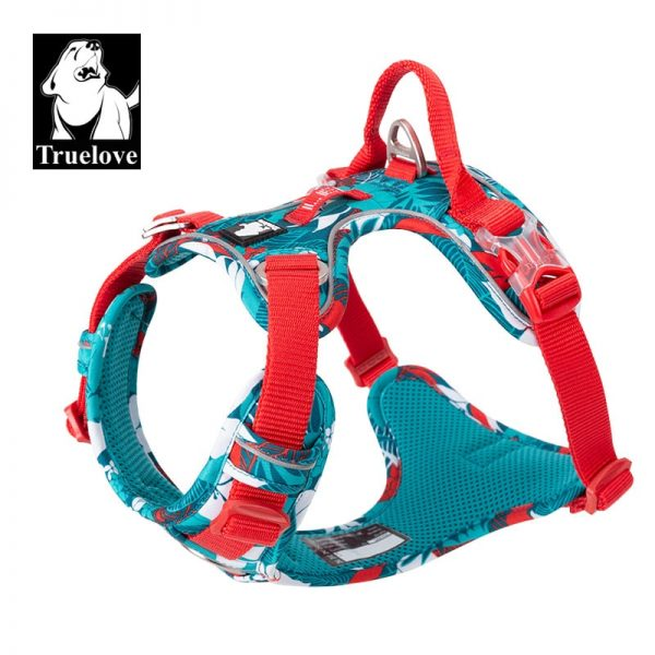 Truelove No Pull Reflective Dog Harness